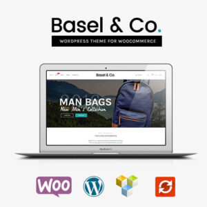 Basel Responsive eCommerce Theme