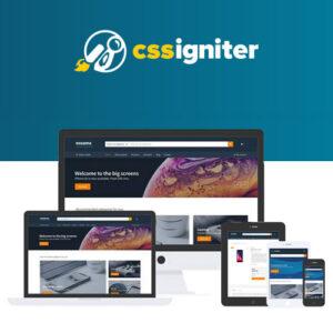 CSS Igniter Nozama WooCommerce Theme