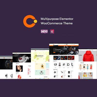 Cerato Multipurpose Elementor WooCommerce Theme