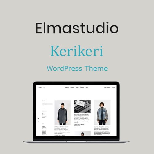 ElmaStudio Kerikeri WordPress Theme