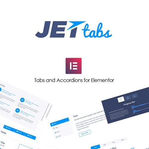 JetTabs For Elementor