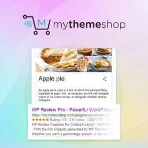 MyThemeShop WP Review Pro