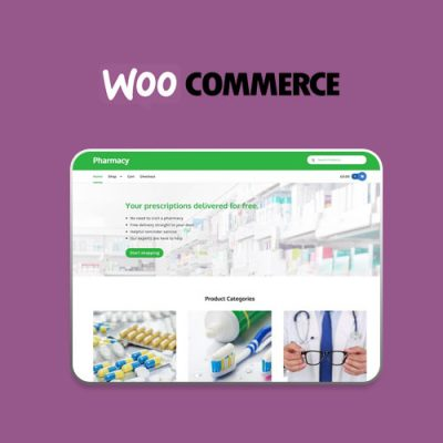 Pharmacy Storefront WooCommerce Theme