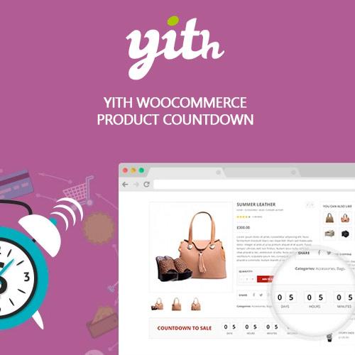 YITH WooCommerce Product Countdown Premium Plugin